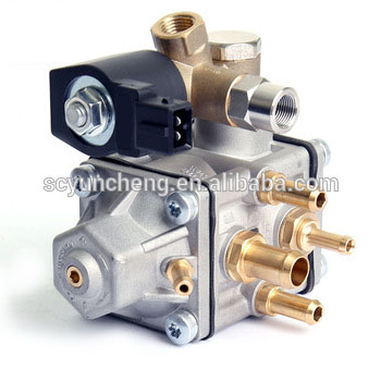 New arrival 5th generation cng high pressure reducer regulator