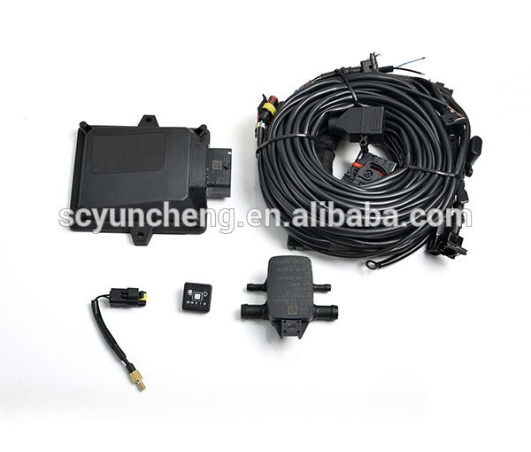 YUNCHENG high quality ecu kit for cng lpg